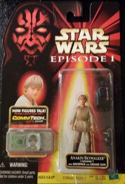 Anakin Skywalker (Tatooine) (84074) F