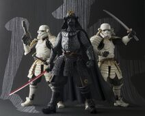 Ashigaru Stormtrooper Samurai figure 07