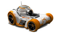 BB-8 Hot Wheels