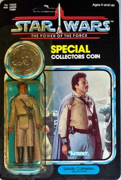 Lando Calrissian (General Pilot) (93820)