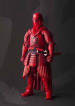 Akazonae Royal Guard Samurai figure 06