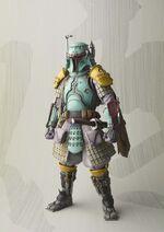 Ronin Boba Fett Samurai figure 01