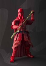 Akazonae Royal Guard Samurai figure 09