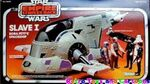 Star Wars Boba Fetts Slave 1 Commercial Retro Toys and Cartoons