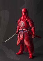 Akazonae Royal Guard Samurai figure 08