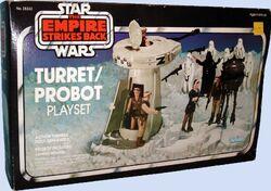 Turret & Probot Playset (38330)