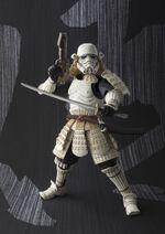Ashigaru Stormtrooper Samurai figure 04