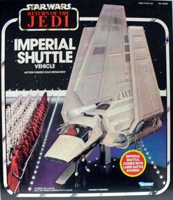 Imperial Shuttle Vehicle (93650)
