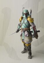 Ronin Boba Fett Samurai figure 04