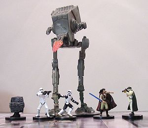 Star Wars Miniatures figures