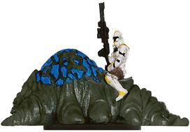 Clone trooper on gelagrub