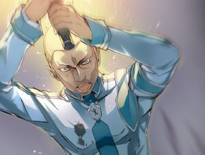 Sword Skill Avalanche