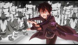 Sword Art Online odcinek 3