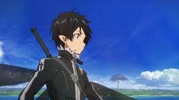 Kirito ~ Wygląd ALFheim Online