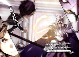 Sword Art Online Vol 12 - 004-005 RUS Т