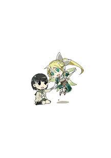 Sword Art Online Vol 04 p000b