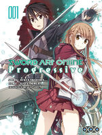 Couverture fr Sword Art Online - Progressive Tome 001