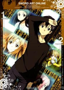E-shuushuu.net 2014-01-05-626877 - Sword Art Online ~ Ayano Keiko, Kirigaya Kazuto, Shinozaki Rika, Yui, Yuuki Asuna