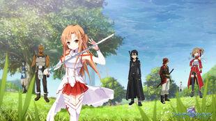 Sword art online wallpaper by henrypurcell-d5kj63k