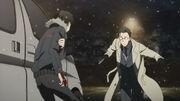 Sugou atakuje Kirito
