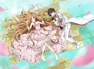 E-shuushuu.net 2014-02-10-633062 - Sword Art Online ~ Kirigaya Kazuto, Yuuki Asuna