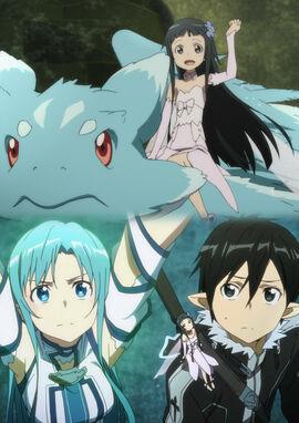 SAO Extra Edition (постер)