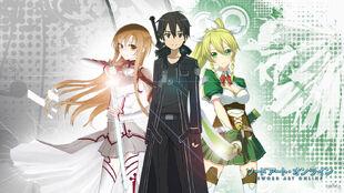 Sword art online wallpaper by syaoran302-d5nv64c