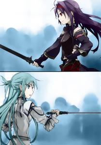 Sword Art Online Vol 07 - 073 colorized