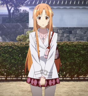 Chan.sankakucomplex.com - 3921749 - a-1 pictures asuna (sao) brown eyes brown hair high resolution long hair screen capture sword art online