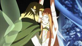 ALFheim Online ~ Oberon i Asuna