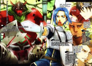 Sword Art Online Progressive Vol 1 - 004-005