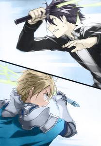 Sword Art Online Vol 13 - 272 colorized