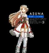 SAO HR Asuna