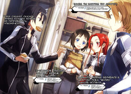 Sword Art Online Vol 10 - 006-007ру