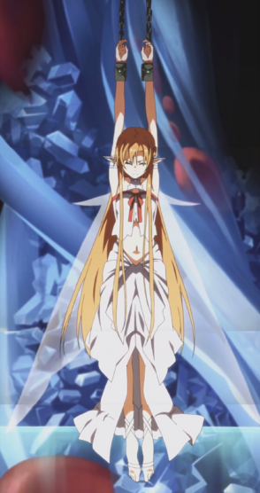 Asuna Jailed Full Body