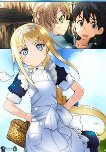 Sword Art Online Vol 09 - 021 colorized full