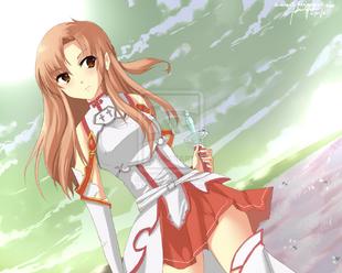 Asuna by erangot-d5u35b9