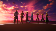 Sword Art Online Extra Edition Ending