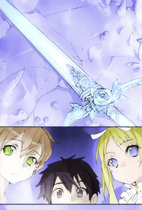 Sword Art Online Vol 9 - 065 colorized