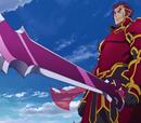 Épée démoniaque de Gram