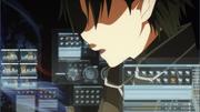 Kirito using Heathcliff ID