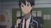 Kirito w szkole