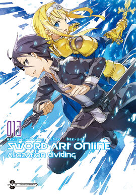Sword Art Online Vol 13 - 01