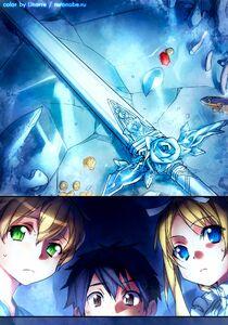 Sword Art Online Vol 09 - 065 colorized full