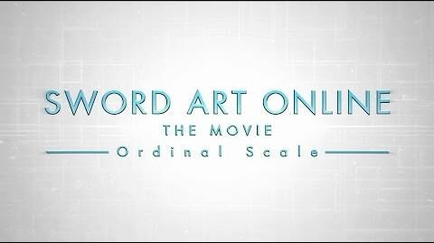 Sword Art Online the Movie English Subtitled Trailer 1