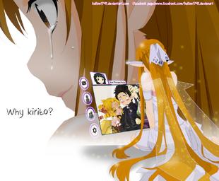 Asuna tears sword art online alfheim by hallow1791-d5m24j3