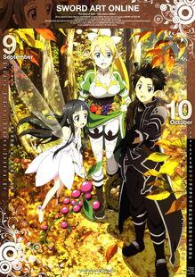 E-shuushuu.net 2014-01-05-626881 - Sword Art Online ~ Kirito, Leafa, Yui