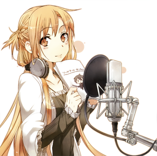 Yande.re 345481 abec asuna (sword art online) chibi headphones sword sword art online