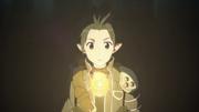 Kirito Recieves The Seed
