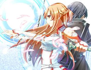 Art-anime-Sword-Art-Online-песочница-328445